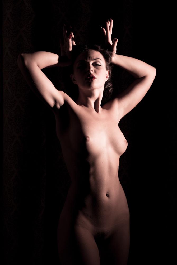 Mamie Vandoren Nude
